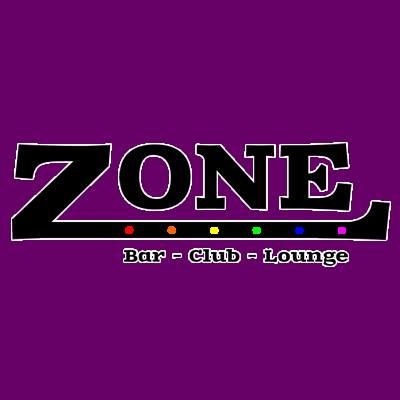 The Zone logo designed by Tom for the new Bury St Edmunds venue